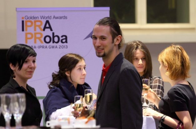 Proba-IPRA Golden World Awards
